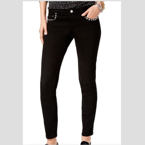 c10fd4503409 MICHAEL Michael Kors Jeans | Michael Kors Izzy Studded Skinny | Poshmark